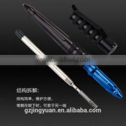 Tomase promotional logo pen for self defense and glass breaking