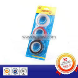 PVC Insulation Pipe Wrap Tape, Electrical Insulation Tape in Blister Card