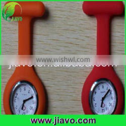 High quality silicone nurse watch in promotion