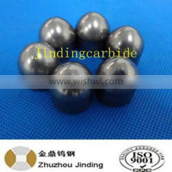 Dome Shaped Tungsten Carbide Button for Snow Plow Plough Use