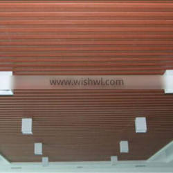 2015 hot sales wood plastic for interior and exterior wall