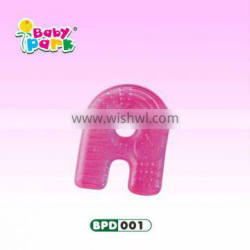 2015 new design durable eco friendly teether