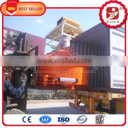 2016 new spindle planetary concrete concrete mixer specifications