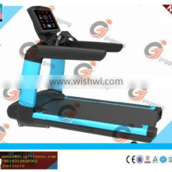 CE Rohs approved 2016 new designed TreadmillNew Product JG-1200 Luxury body building 3HP AC commercial treadmill for wholesa
