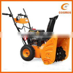 With CE 7HP Garden Snow Thrower Loncin Engine
