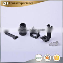 ISO9001:2008 Custom Fabrication Services anodize blacking cnc mill parts
