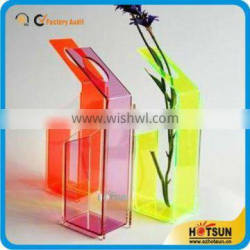 top sales acrylic vase