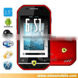 New smart android mobile F599 with Java MSN WIFI