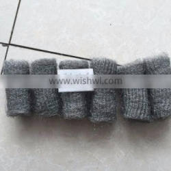 good quality /black color steel wool 0# grade