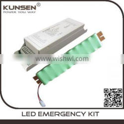 discount emergency light high power led conversion Kit with Battery Pack
