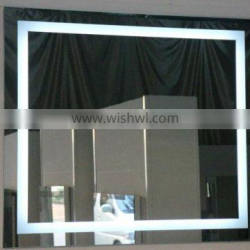 gorgeous villas or starred hotel backlit mirror advance defogger mirror