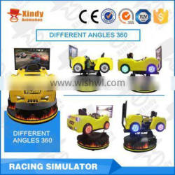 2016 hottest driving school simulator city car driving simulator game machine to play car racing game
