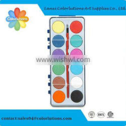 2015 colorlutions non toxic water paint for student