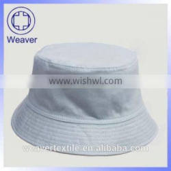 Two sides 100% cotton reversible bucket hat