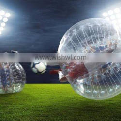 inflatable bumper ball, inflatable bubble ball, body zorb ball
