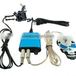 PS108003 Skull Tattoo Foot Switch Pedal for Tattoo Power Supply Set