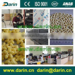 New Condition Corn Expanded Snack Production Line in DARIN Factory