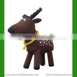 2015Guangzhou China popular inflatable christmas reindeer(H9-0028)