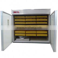 high quality automatic broiler egg hatching machine with three years warranty