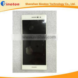 Alibaba Express Best Competitive Price LCD With Touch Screen Assembly For Huawei Ascend P7