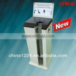 Cleaning appliance umbrella packing machine pallet wrapping machine used