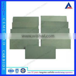 Hot sale YG8 hard alloy plates delivery to various country