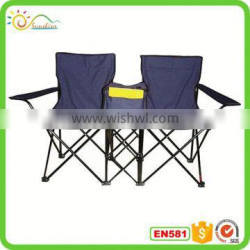 Double seat camping chair for cheap,kids chairbeach camping chair