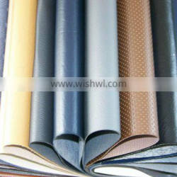 Artificial PVC leather,PVC artificial leather for furniture