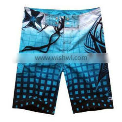 Colorful board shorts/Men board shorts with dye sublimation printing/waterproof mens board shorts/khaki board shorts