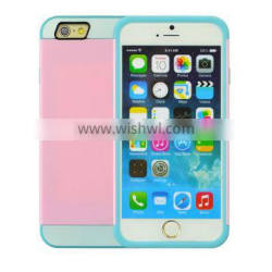 New sim case For iPhone 6 Plus Case, Hybrid Phone Cover Case For Iphone 6