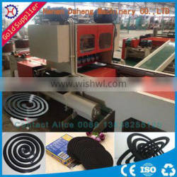 Full Automatic Mosquito Coil Making Machine Mosquito Incense Production Line