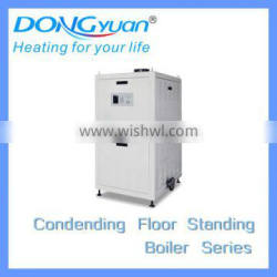 High efficiency module condensing boilers