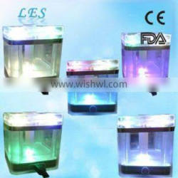 Portable Colorful Small Ultrasonic Humidifier with LED Light