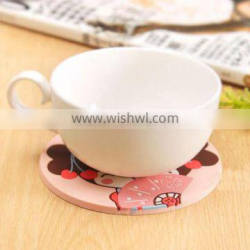 silicone coaster, silicone placemat