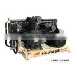 water-cooled air compressor without tank alibaba china supplier