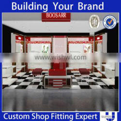 manufacture retail store system projects for store design company