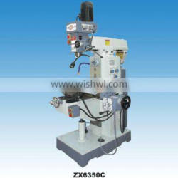 ZX6350C H/V Knee-Type Milling & Drilling Machine