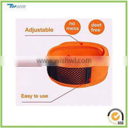 Adjustable Neoprene Mosquito repellent Bracelet