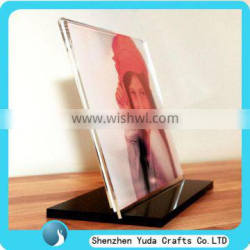 desktop handmade waterproof open hot girl photo frame acrylic funny sexy picture photo frames cheap high quality