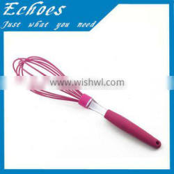 Promotional silicone rubber whisk
