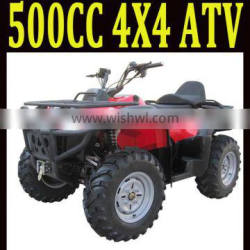 Specialized Production Adult cheap 500CCatv 4x4 with EEC