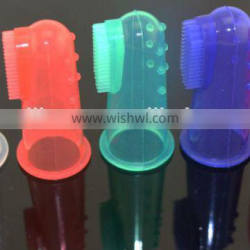 Very Flexible and Soft Teething Toothbrush