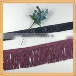 Polyester bullion fringe used for hometextile 2016