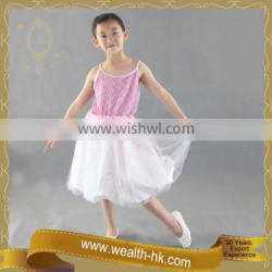 Performance Long Stlye Ballerina Dancing costume Dress