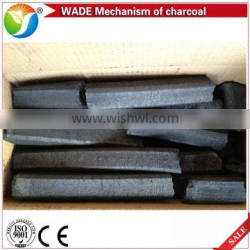 Super quality square / hexagonal bamoboo barbecue charcoal