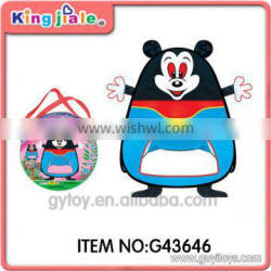 mouse kids animal playing tent
