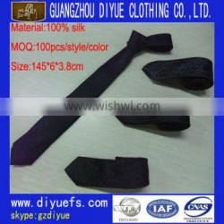 High Quality Custom Wholesale Design Your Own Silk Tie