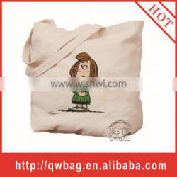 customized canvas messenger bag from guangzhou