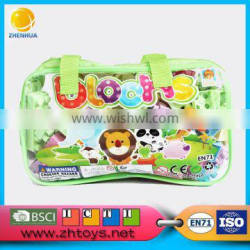 Baby item building blocks 65pcs beauty products made in china