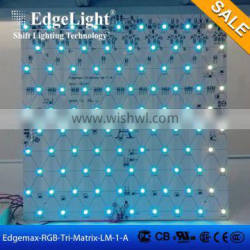 Edgelight Edgemax-RGB-Tri-Matrix-LM-1RGB LED Modular backlit china supplier